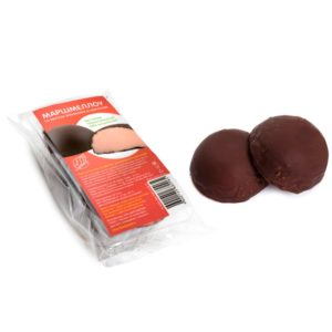 Маршмеллоу со вкусом земляники в шоколаде Fit&Sweet
