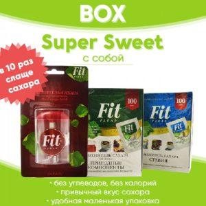 Набор ФитПарад Супер Сладость / BOX SUPER Sweet (с собой)