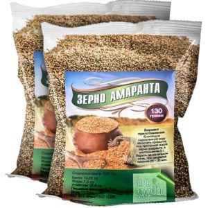 Зерно амаранта Ешь Здорово 130г НОВИНКА