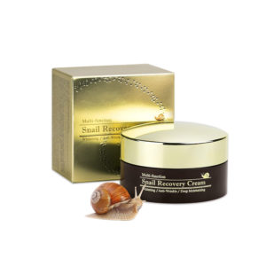 DEOPROCE SNAIL RECOVERY CREAM 100 г