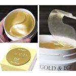 Гидрогелевые патчи для глаз Gold & EGF Eye Spot Patch