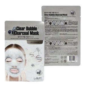 Labute Clear Bubble Charcoal Mask