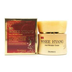 Антивозрастной крем Deoproce Whee Hyang Anti-Wrinkle Cream 50ml