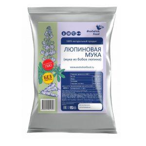 Мука люпиновая, Evolution Food, 400 г