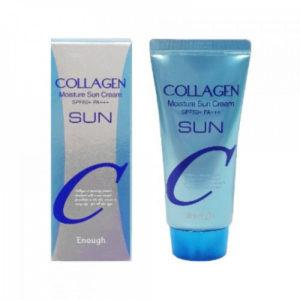 Солнцезащитный крем Collagen Moisture Sun Cream