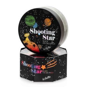 Питающие патчи для глаз Shooting Star Black Eye Gel Patch