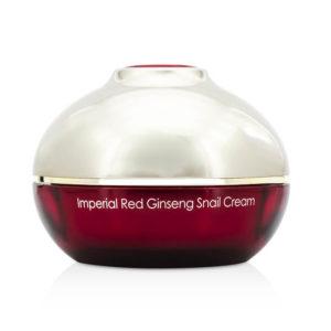 Омолаживающий крем с муцином улитки Ottie Imperial Red Ginseng Cream