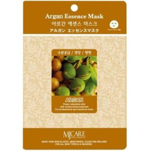 Маска тканевая для лица Mijin Cosmetics Argan Essence Mask