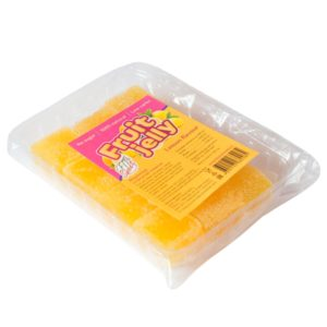 Мармелад со вкусом Лимона низкокалорийный без сахара, Fit&Sweet, 120 г
