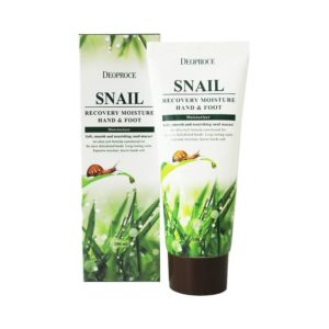 DEOPROCE MOISTURE HAND & BODY SNAIL RECOVERY 100ml