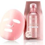 Кислородная омолаживающая маска JMsolution 24K Gold Premium Peptide Mask Rose Gold Limited Edition (Pink)
