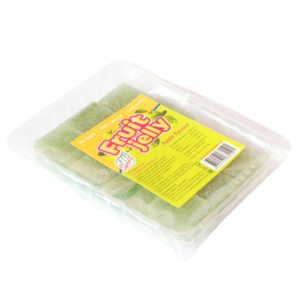 Мармелад со вкусом Яблока низкокалорийный без сахара, Fit&Sweet, 120 г