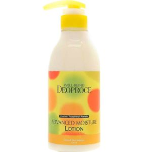 DEOPROCE Body & Face Advanced Moisture Lotion 500 мл