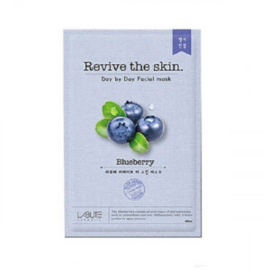 Labute Revive the skin Blueberry mask
