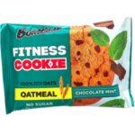 "Овсяное fitness печенье ""Шоколад-мята"", Bombbar, 40 г"