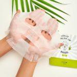 Тканевая маска Daily Fresh UP mask (Aloe)