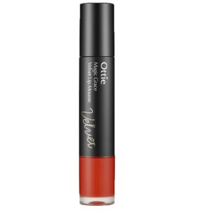 Ottie Magic Grace Velvet Lip Mousse No.5 [Deep Crimson]