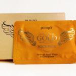 Маски для области шеи Gold Neck Pack