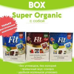 Набор ФитПарад Супер Органик / BOX SUPER Organic (с собой)