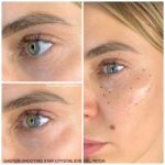 Успокаивающие и питающие патчи для век Gaston Shooting Star Crystal Eye Gel Patch White