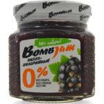 Джем низкокалорийный Черная смородина, BombJam, 250 г