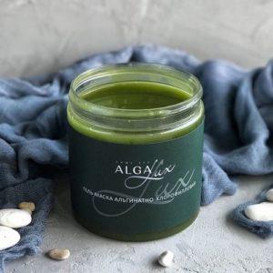 Гель-маска альгинатно-хлорофилловая из водорослей