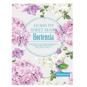 Skin maman Herbs Fit Sheet Mask 25g HORTENSIA