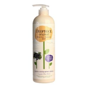 DEOPROCE ORIGINAL SHINY CARE 2 IN 1 SHAMPOO BLUEBERRY 1000ml