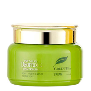 PREMIUM DEOPROCE GREEN TEA TOTAL SOLUTION CREAM