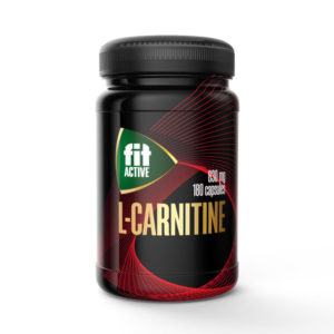 L-карнитин, банка №180 ФитАктив