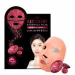 Рубиновая гидрогелевая маска RED RUBY HYDROGEL MASK