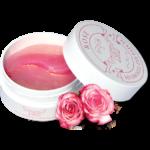 Гидрогелевые патчи с экстрактом розы Hydrogel Eye Patch Rose