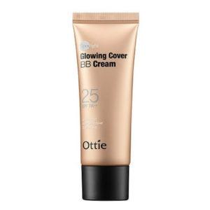 Увлажняющий ВВ-крем Ottie Spotlight Glowing Cover BB Cream SPF25 PA++