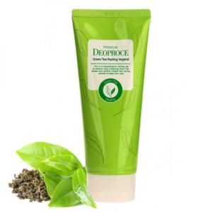 PREMIUM DEOPROCE GREEN TEA PEELING VEGETAL 170g