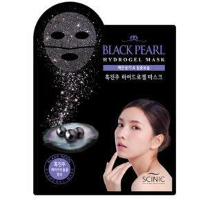 Гидрогелевая маска BLACK PEARL HYDROGEL MASK