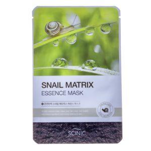Тканевая маска SNAIL MATRIX ESSENCE MASK