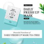 Тканевая маска Daily Fresh UP mask (Tea Tree)