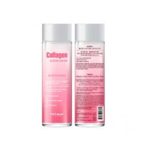 Увлажняющий тонер Collagen & Rose Water Nutrition Toner (210 мл)