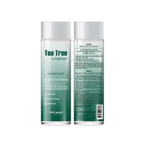 Увлажняющий тонер Tea Tree & Tiger Leaf Calming Toner (210 мл)