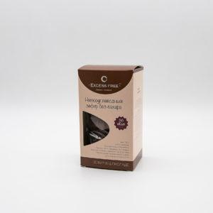 Низкоуглеводный зефир без сахара в шоколаде